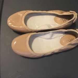 Cole Haan Maria Sharipova nude ballet flats